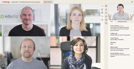 edudip Live-Webinar